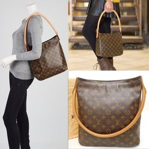 LOUIS VUITTON❣️beautiful zippier large tote bag❣️